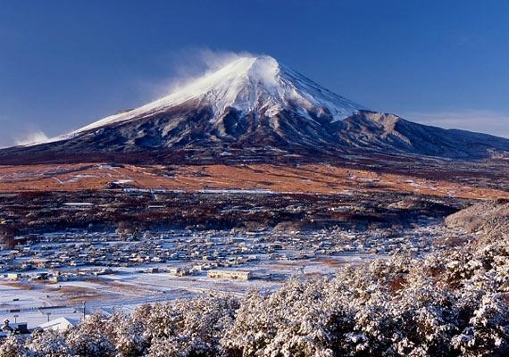 Fuji-hegy, Japán | femina.hu