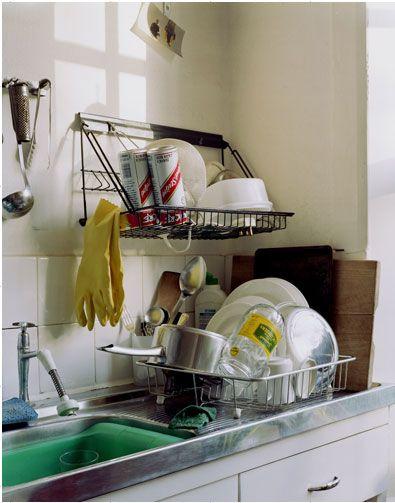 nigel shafran, washing up