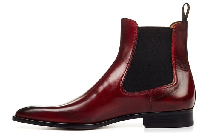 Men's Travel Dress Shoe #1 – Chelsea Boot #mensfashion
