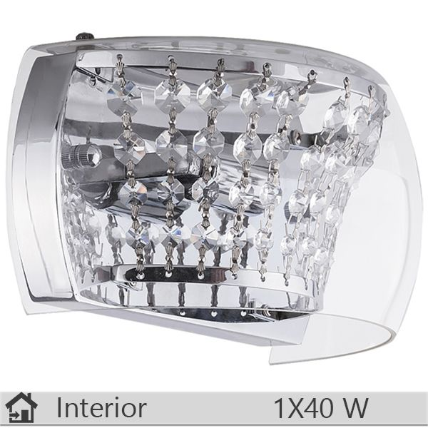Aplica iluminat decorativ interior Rabalux, gama Samantha, model 2750 http://www.etbm.ro/rabalux