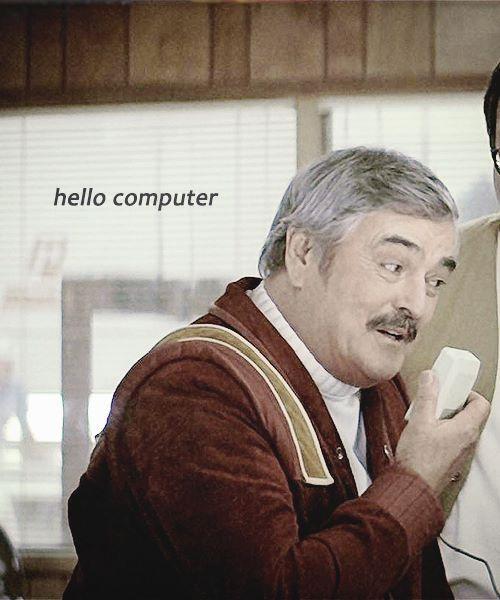 "Before ""Hey Siri"" and ""Okay Google"", Scotty gave us ""Hello Computer"""