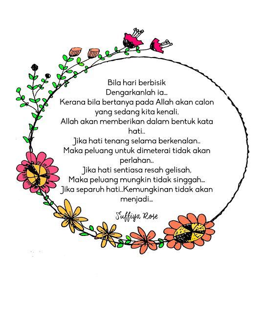 Majestic Love-Daily Motivational, Inspirational and Devotional Stories: 3 Panduan Kenali Siapa Jodohmu.