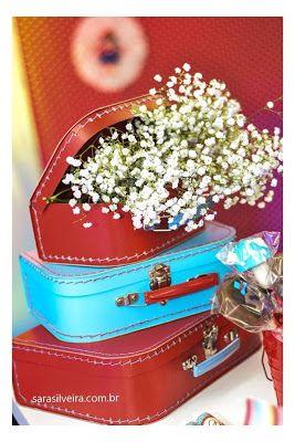 Coisas da Carol - Atelie de Personalizados: Festa Chapeuzinho Vermelho
