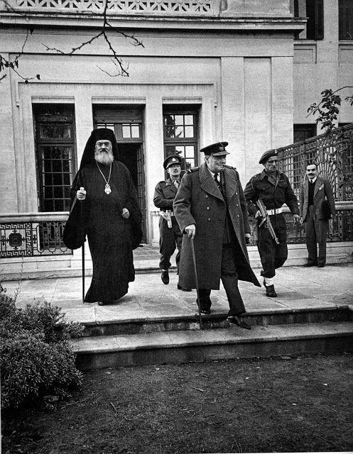 Hellas history 1944
