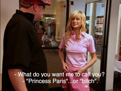 paris nicole 18 Ridiculous sh!t Paris Hilton and Nicole Richie said on The Simple Life (19 photos)