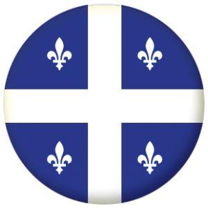 Quebec Province Flag