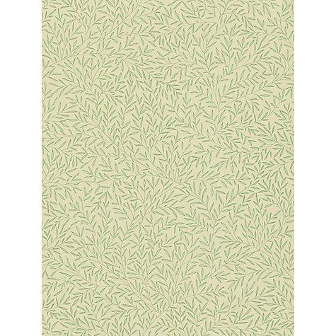 Buy Morris & Co Lily Leaf Wallpaper Online at johnlewis.com