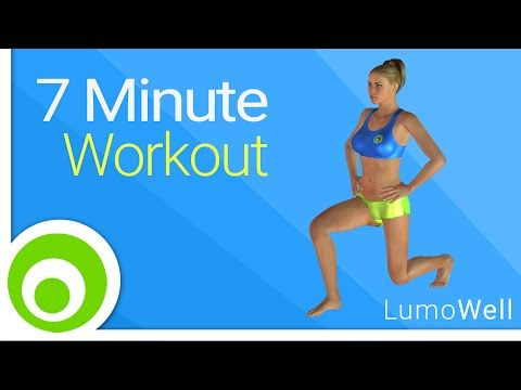 Quick Workout to Lose Belly Fat - YouTube