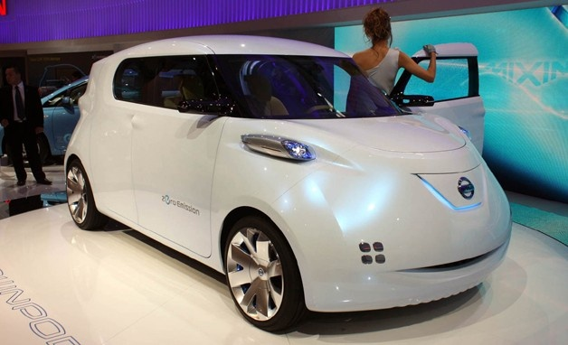 Is the Townpod the next Nissan EV?