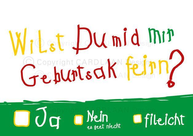 the 18 best images about einladungskarten 50. geburtstag, lustige, Einladungen