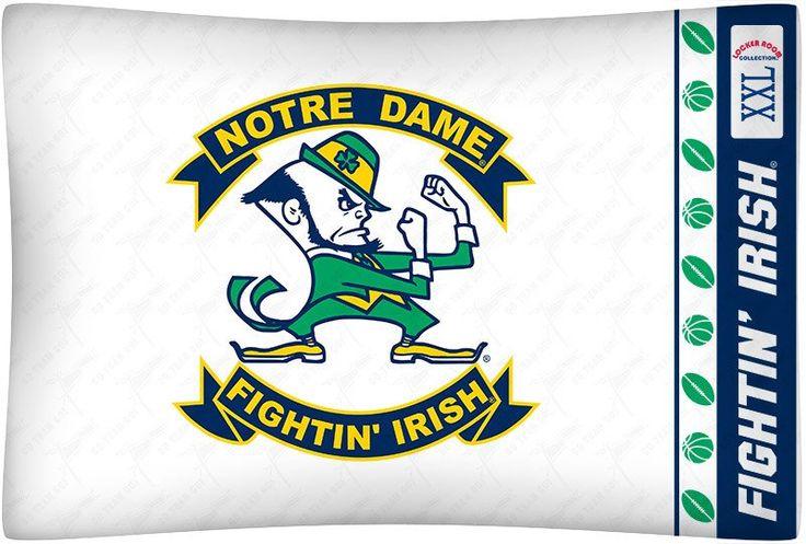 Notre Dame Fighting Irish Pillowcase