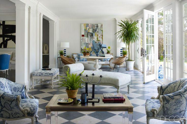 Architect Timothy Haynes Design Kevin Roberts Via Elle