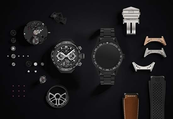 Introducing the TAG Heuer Connected Modular 45 Smart Watch #ConnectedToEternity #Modular45 #SwissWatch
