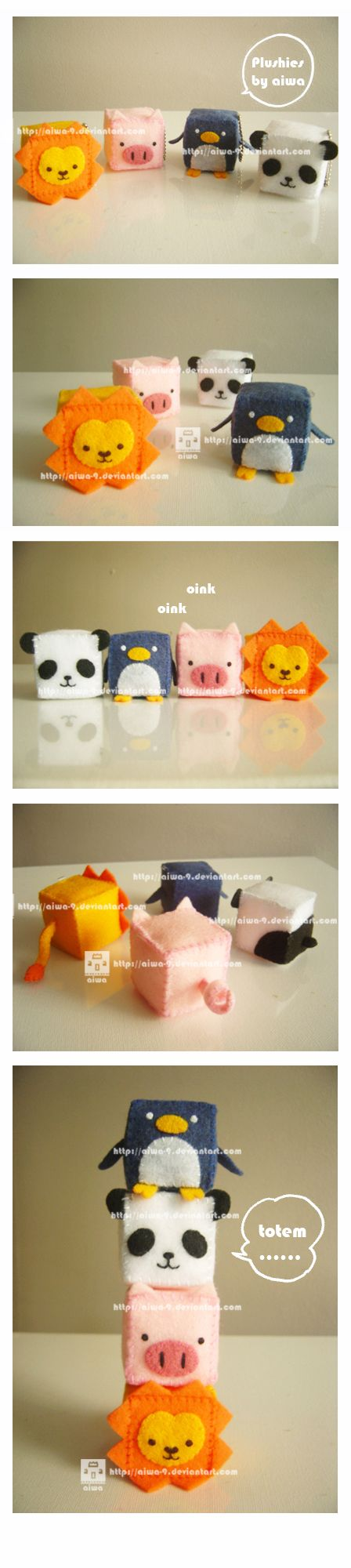 CUBED series 1 by ~aiwa-9 on deviantART