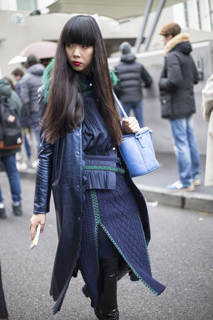 These are @matchesfashion's favourite AW16 MFW streetstyle looks.