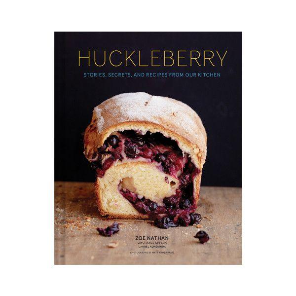 """""""Huckleberry"""" Cookbook"""