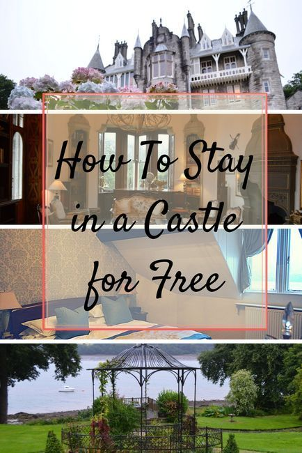 How to stay in a castle for free. I stayed in a gorgeous European castle in North Wales. - Chateau Rhianfa  http://outdoorsydiva.com/2016/09/19/stay-in-a-castle-for-free-north-wales-chateau-rhianfa/