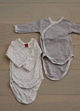 À vendre sur #vintedfrance ! http://www.vinted.fr/mode-enfants/bodies/30361718-bodies-petit-bateau-taille-1-mois