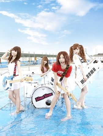 Silent Siren - Japanese girls band