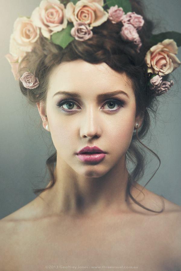 Model: Sarah Parker - Model Hair: Colorseum Hair by Eddy Hwang Photography: Geoff Jones - Photographer Makeup: Mary Li Makeup