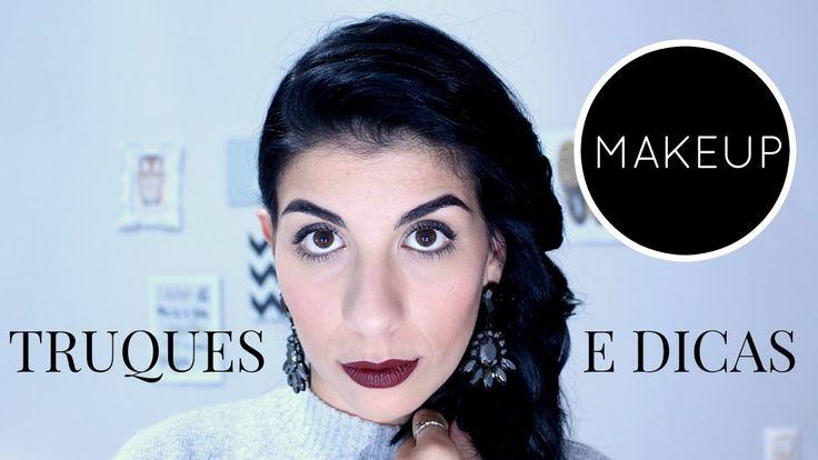 Truques de Maquilhagem que toda a gente devia saber   Be Creative Be You