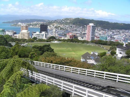 Wellington is HOME