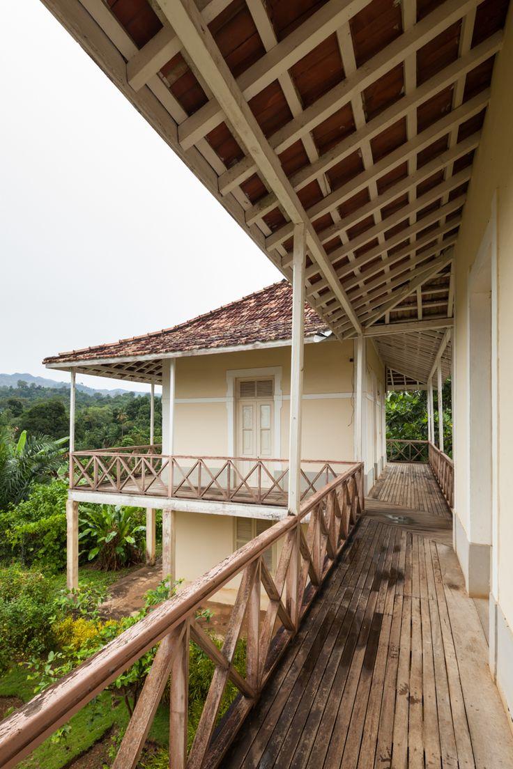 Roça Mesquita / As Roças de São Tomé e Príncipe / Photography: ©Francisco…