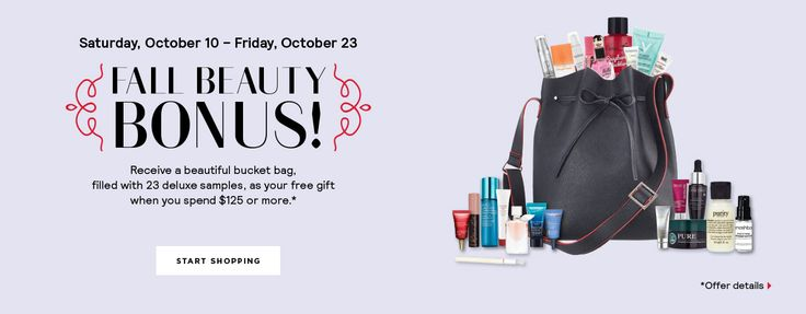beautyBOUTIQUE GWP, October 2015