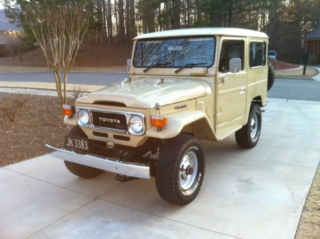 1981 toyota land cruiser bj42 diesel we owned 1 of these babies in 1989 for 5 years had the. Black Bedroom Furniture Sets. Home Design Ideas