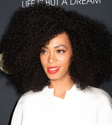 Songstress and sister of Beyoncé, Solange Knowles, welcomed son Daniel Julez J. Smith, Jr. with then-husband Daniel Smith, in 2004, when she was just 18.