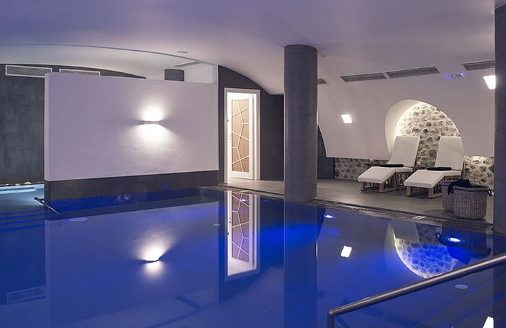 Hip Greece | Hotels | Santo Maris Oia Luxury Suites & Spa