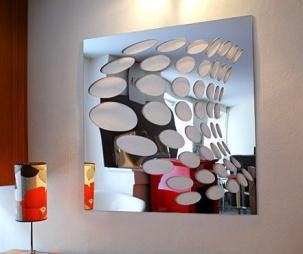 Miroir psyche robba edition miroir design christian for Psyche miroir design