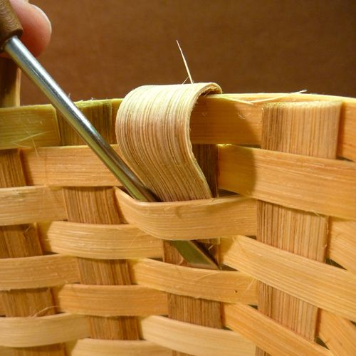Basket Weaving Process : Best ideas about basket weaving patterns on