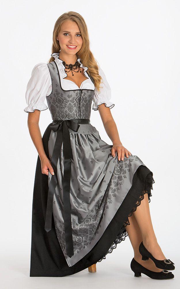 Chiemseer Dirndl & Tracht Online Shop - Blusendirndl Hochburg, ohne Schürze