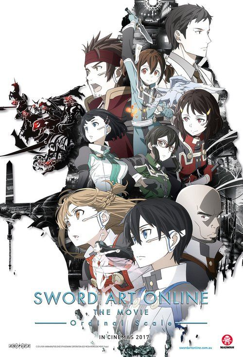 Watch Sword Art Online The Movie: Ordinal Scale 2017 Full Movie HD Movies