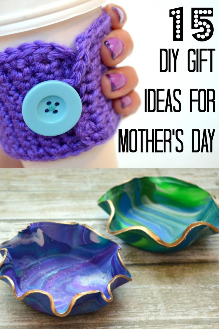 DIY Mother's Day Gifts |