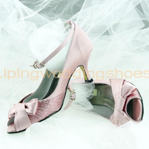 1000  images about Peep Toe Bridal Shoes on Pinterest | Wedding
