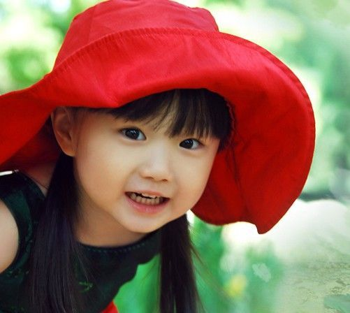 Chinese child: I had to repin this. Because she looks just like my youngest daughter.