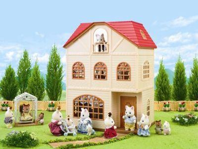www.loot.co.za - Sylvanian Families  3 Story House Building Set