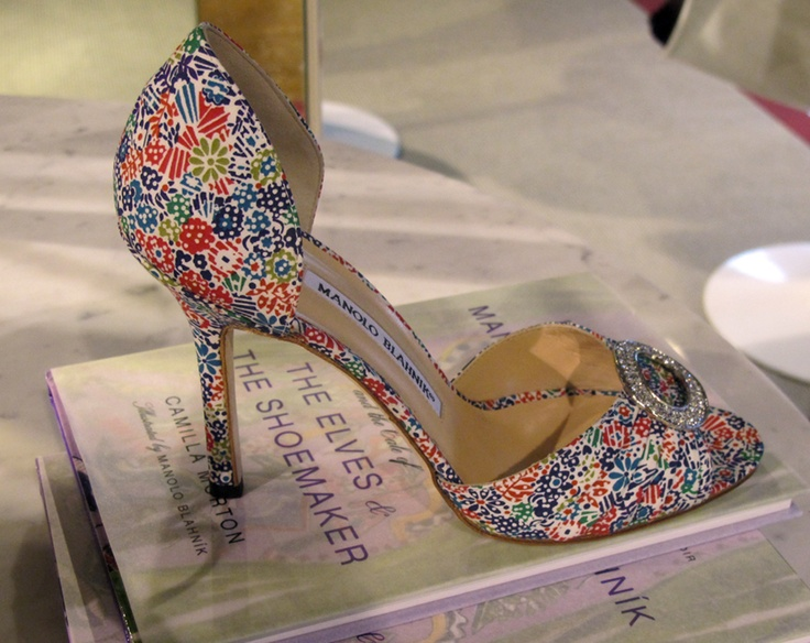 where can i buy manolo blahnik shoes in london