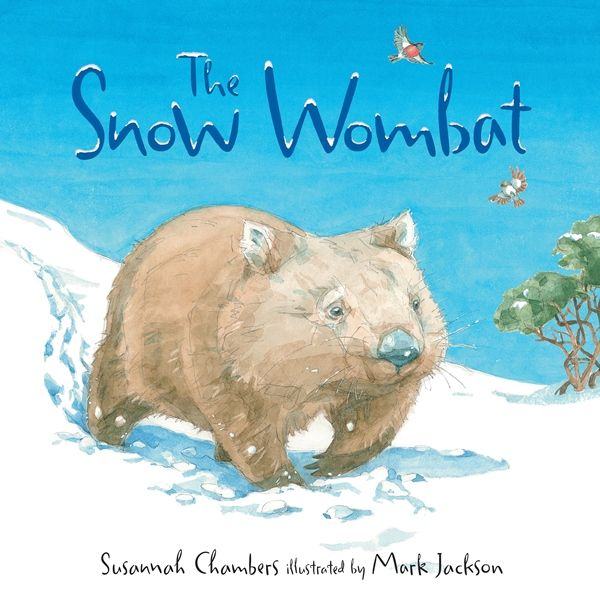 The Snow Wombat - Reading Time