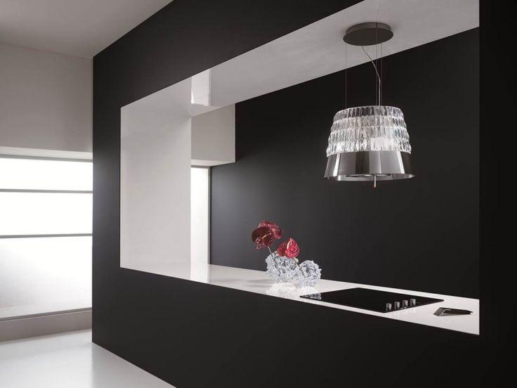 Die besten 25+ Insel dunstabzugshaube Ideen auf Pinterest - moderne dunstabzugshauben küche