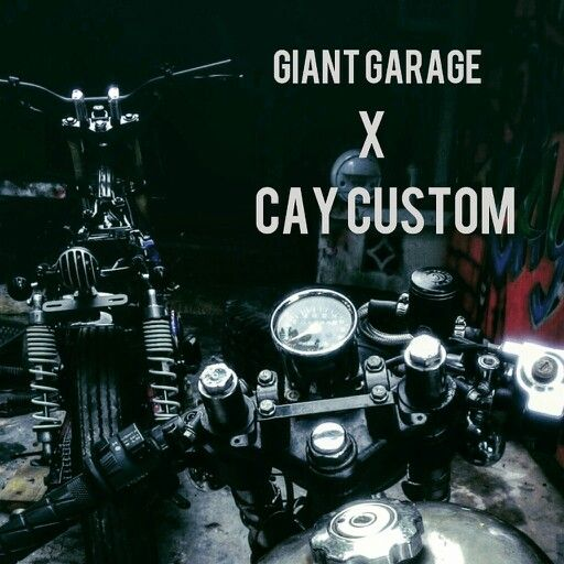 Colabs for cay custom indonesia