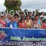 Magyar csapat Langkawin
