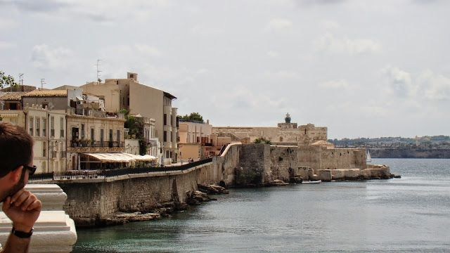 fascynujące podróże: Włochy, Sycylia, Syrakuzy historia miasta