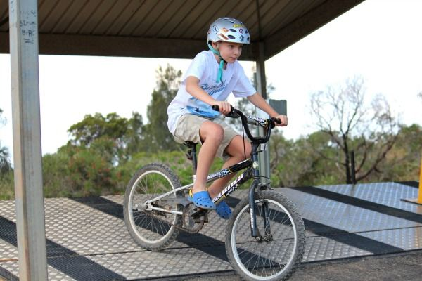 The BMX Bike Track at Terrey Hills. See more here http://www.seanasmith.com/bmx-bike-track-terrey-hills-sydney/
