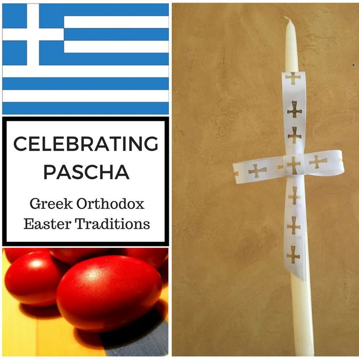 Celebrating Pascha – Greek Orthodox Easter Traditions