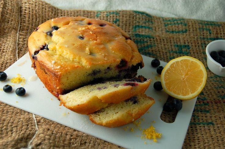 Gluten Free Lemon-Blueberry Bread   Baked   Pinterest