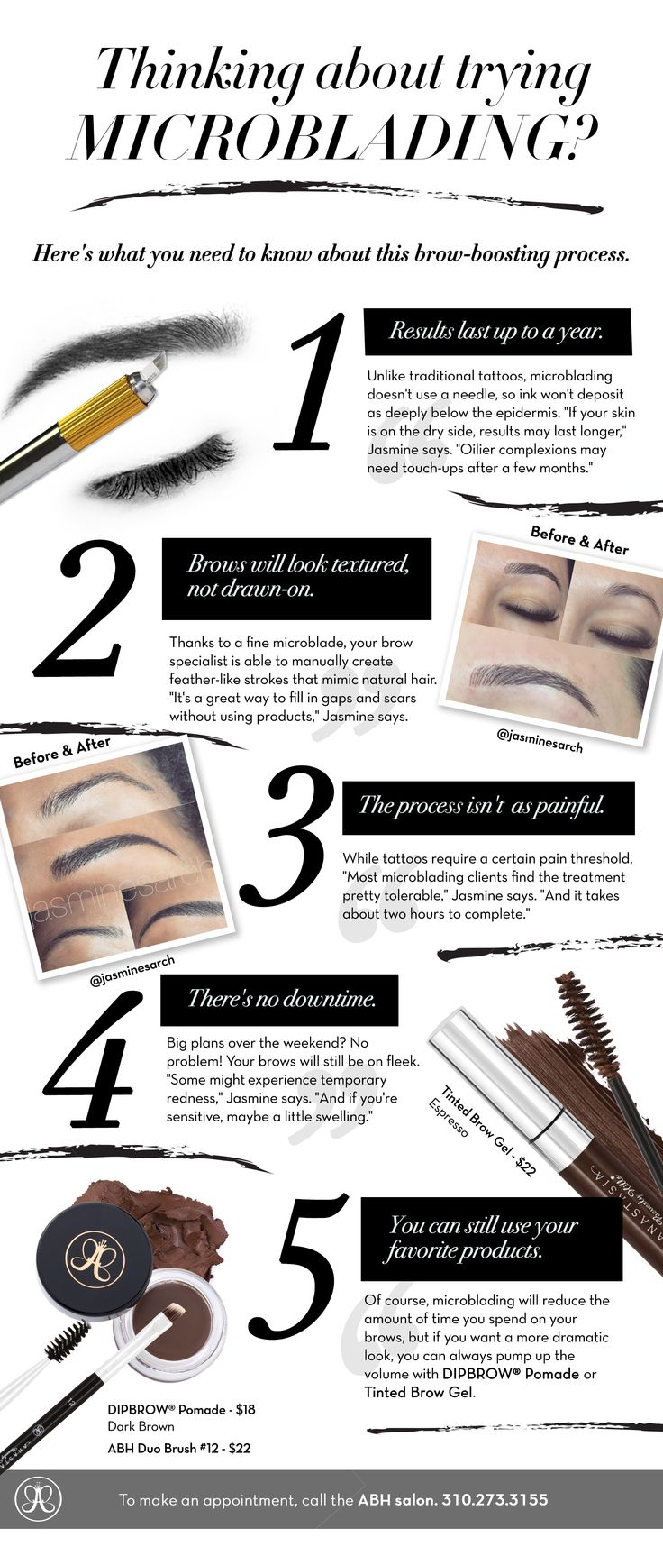 Beyond the Brow | Official Blog of Anastasia Beverly Hills - 5 Things to Know About Microblading
