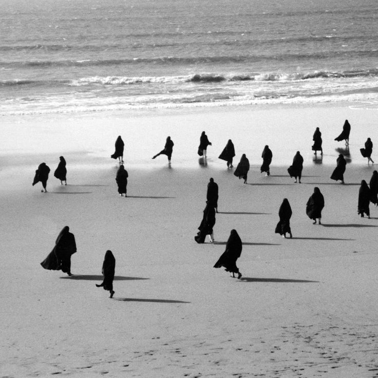 Shirin Neshat: Facing History | YatzerAgenda